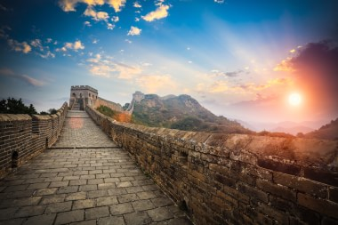 Great Wall of China: The extra length