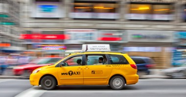 Yellow Taxi drivers